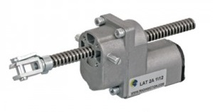 Linear actuator LAT type by Tuli d.o.o.