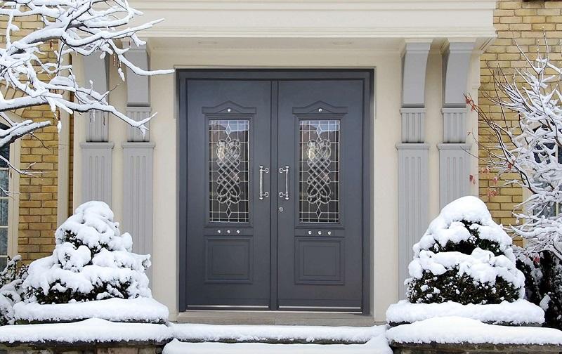 Aluminum screen doors are tougher compared to regular screens