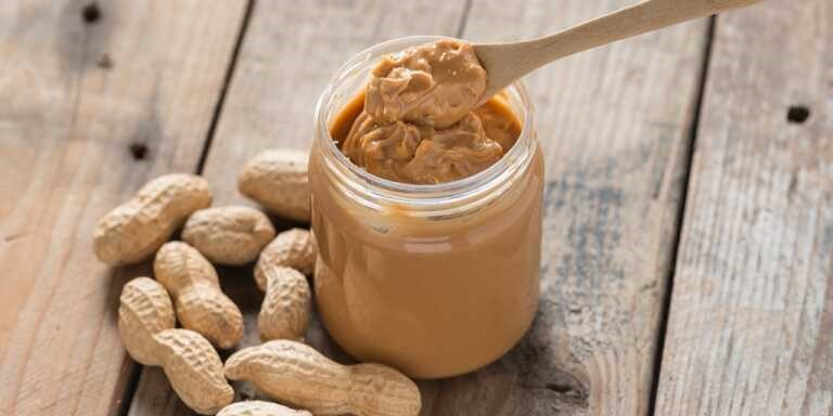 Peanut butter is basically a paste made of peanuts